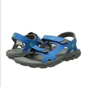 dac46ff73 Columbia Shoes - Kids Columbia Youth Techsun Strap Flip Flop Sandal